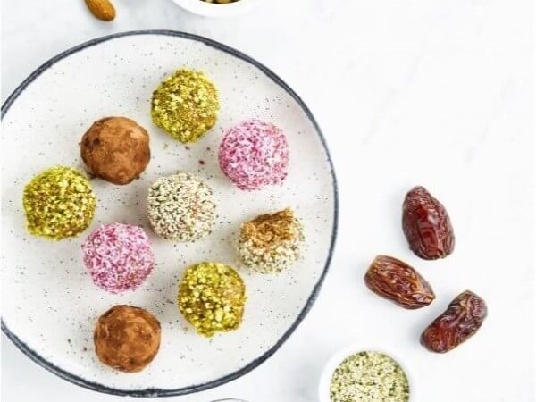 vegan power balls
