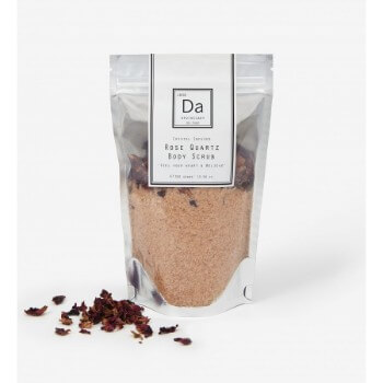 Daylesford Apothecary Crystal Infused Rose Quartz Vegan Body Scrub
