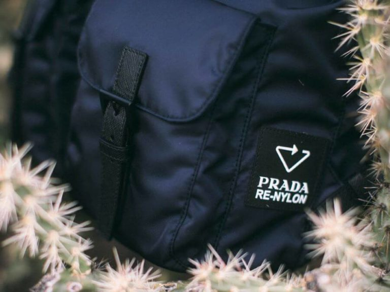 Prada sustainable style