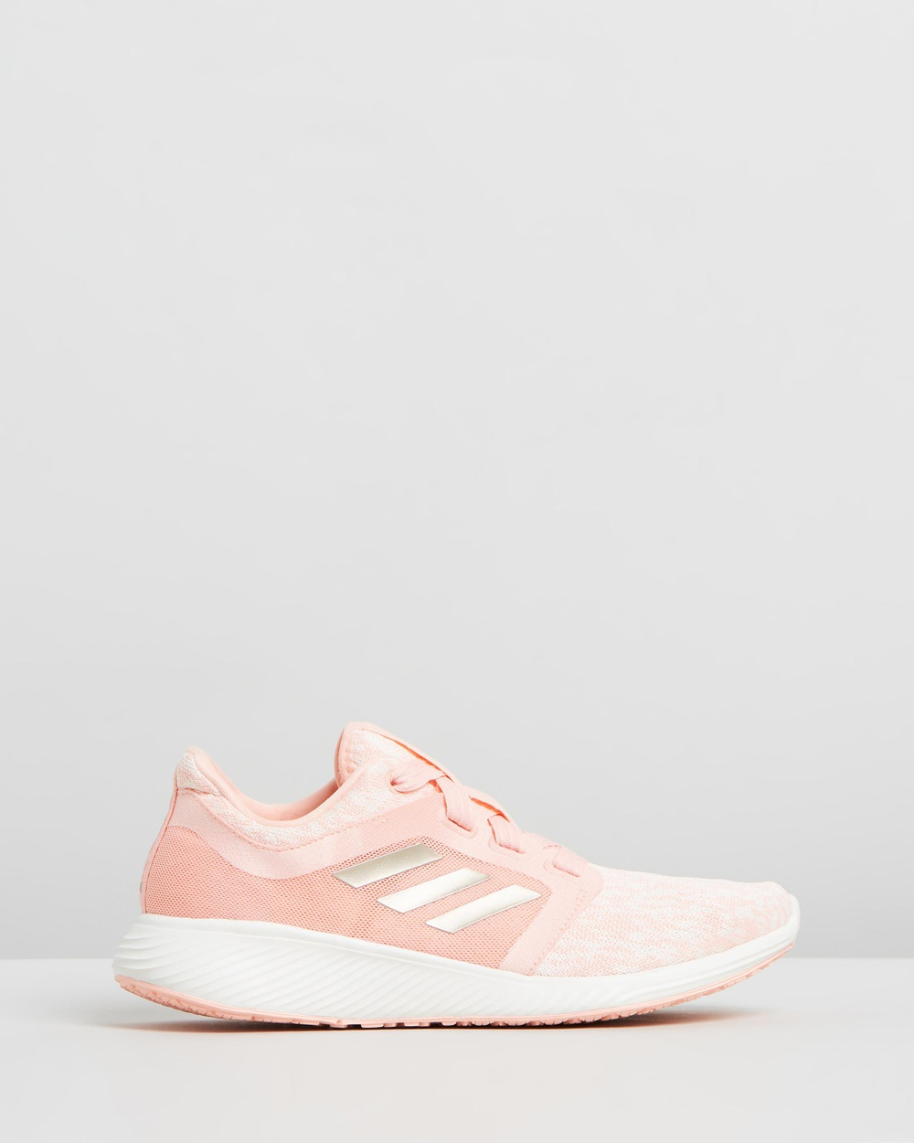 Sastre cosecha Manual  adidas Performance - Edge Lux 3 Women's - Performance Shoes (Glow Pink, Cyber  Metallic & Off White) Edge Lux 3 - Women's - The Vegan Company